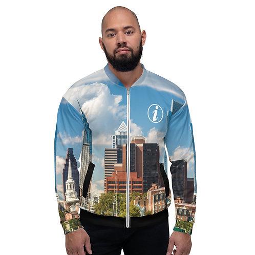 illadelstyles Bomber City Jacket