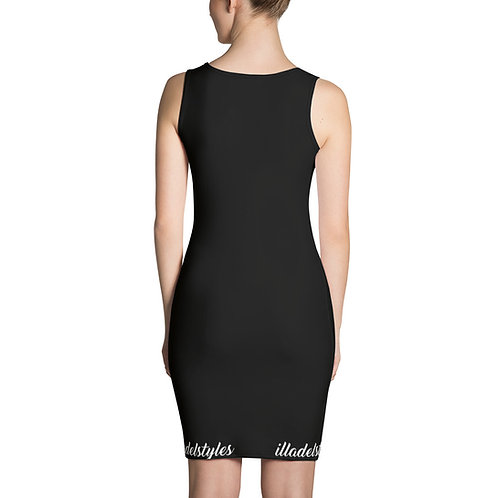 illadelstyles Womans Diner Dress
