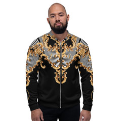 illadelstyles Men's Bomber Jacket