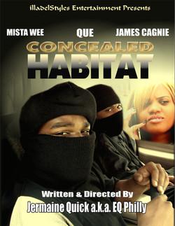 Concealed Habitat 2012 cover