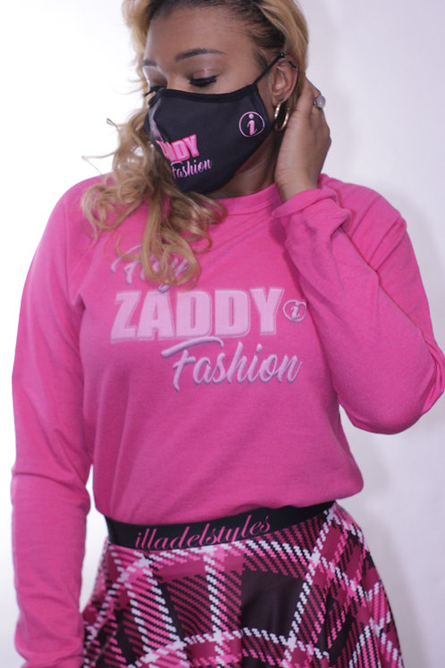 Hey Zaddy illadelstyles Premium face mask