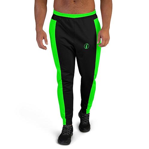 illadelstyles Men's Joggers Leg Logo Only