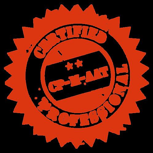 CP-M-AAT Certification     Regular: $1,250     Early Bird: $1,100