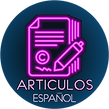 Papers Spanish icon neon.png