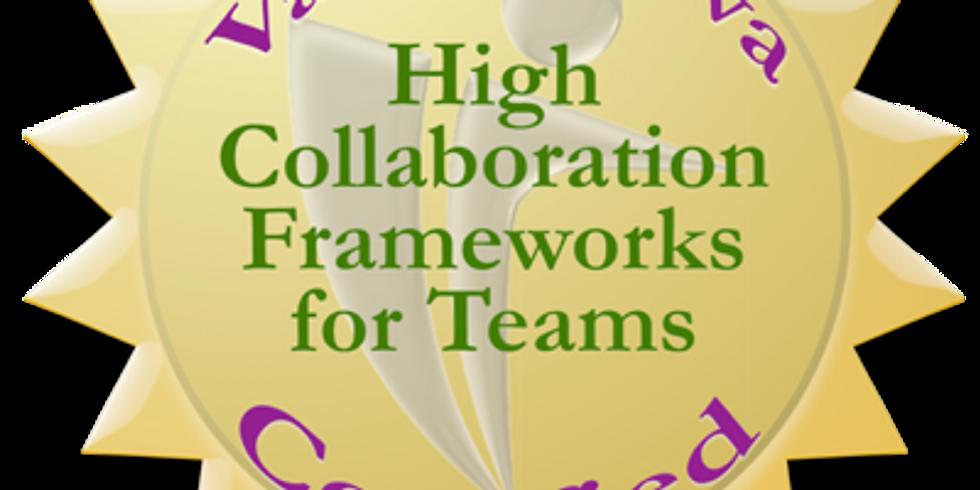 SLC - Agile Collaboration Frameworks for Teams