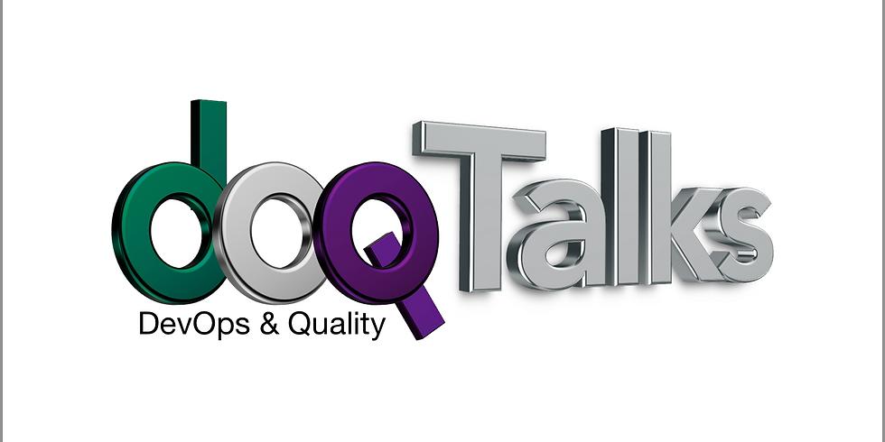 DOQ Talks  —DevOps & Quality— : Free admission:  April 3 & 4, 2019