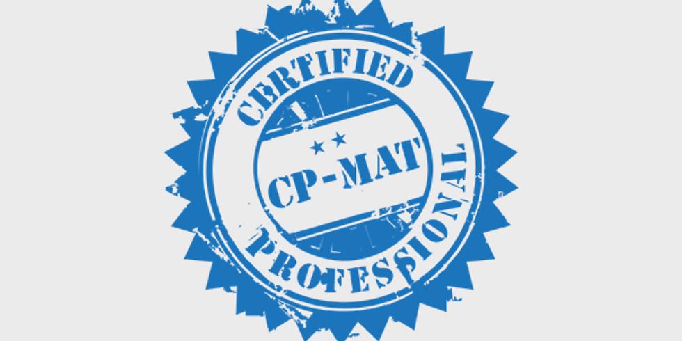 Agile QA: CP-MAT (Certified Professional - Master Agile Testing)