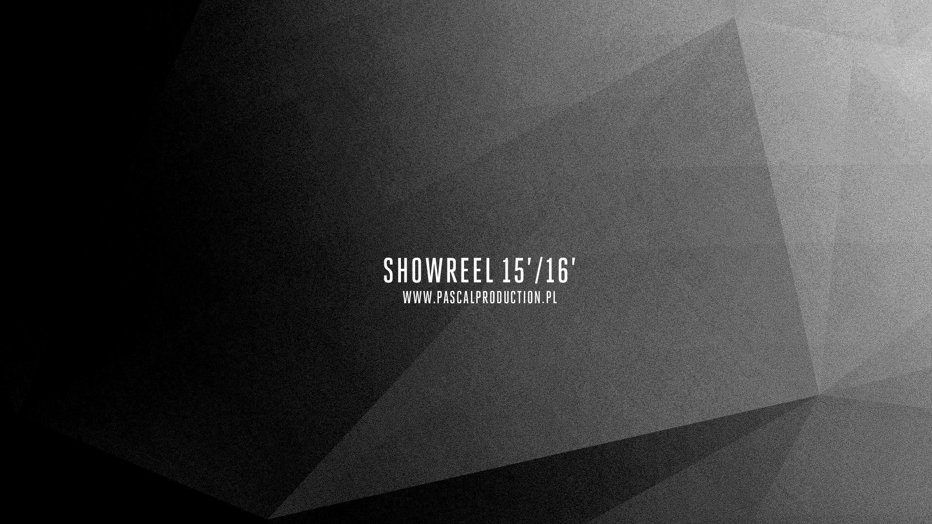 SHOWREEL 2015/2016