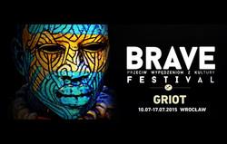 "Spot Brave Festival 2015 ""GRIOT"""