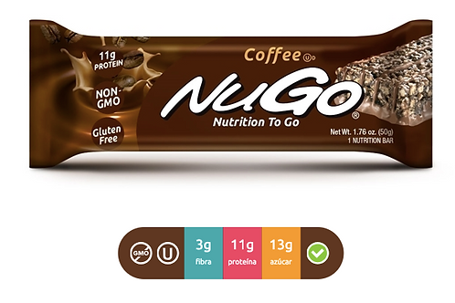 NuGo Family coffee (Caja con 15)
