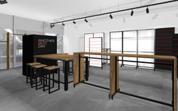 Rossignol Showroom Rendering 1