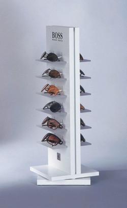 Hugo Boss 12er Display