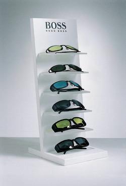 Hugo Boss 6er Display