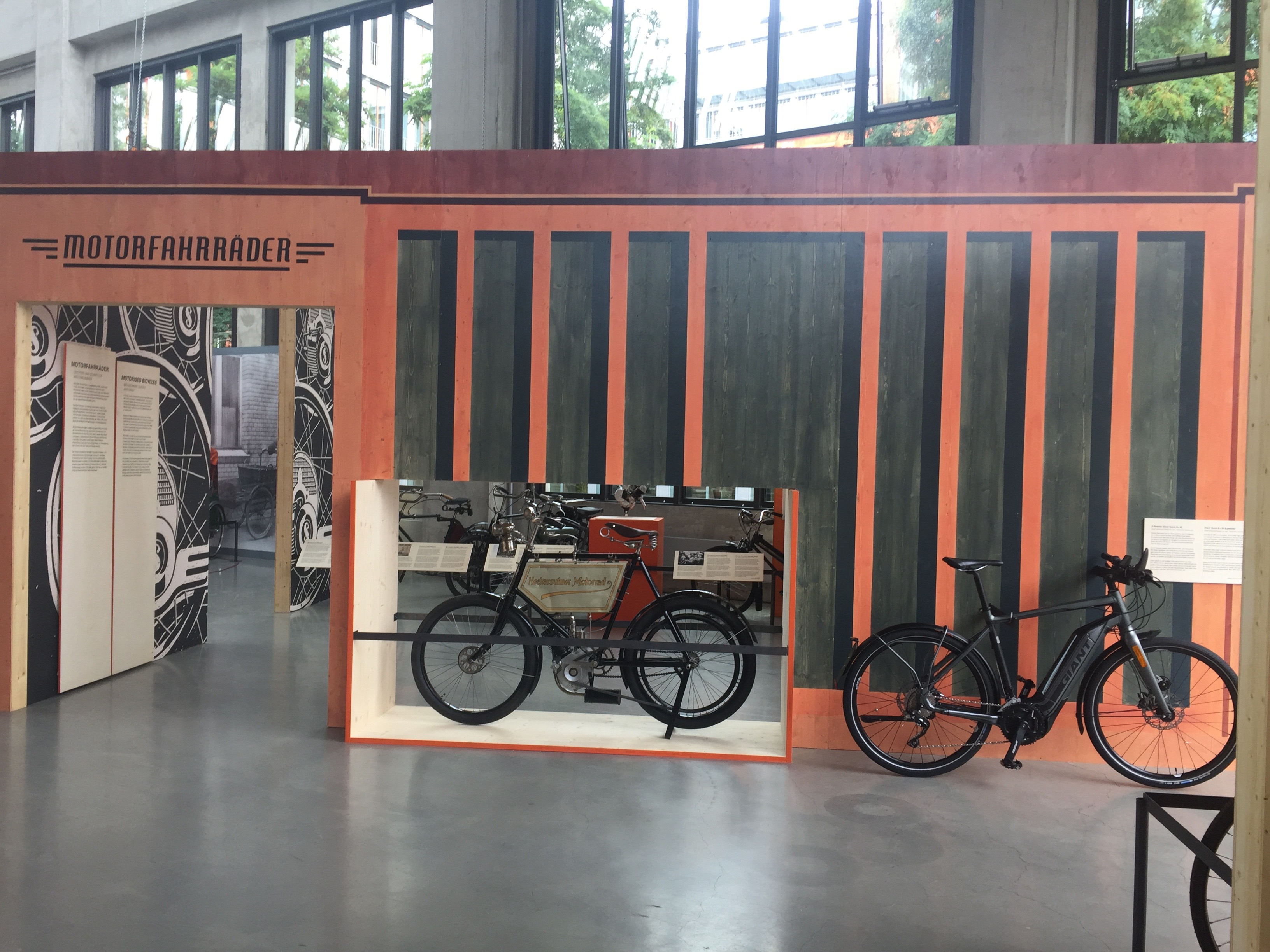 Sonderausstellung Verkehrsmuseum