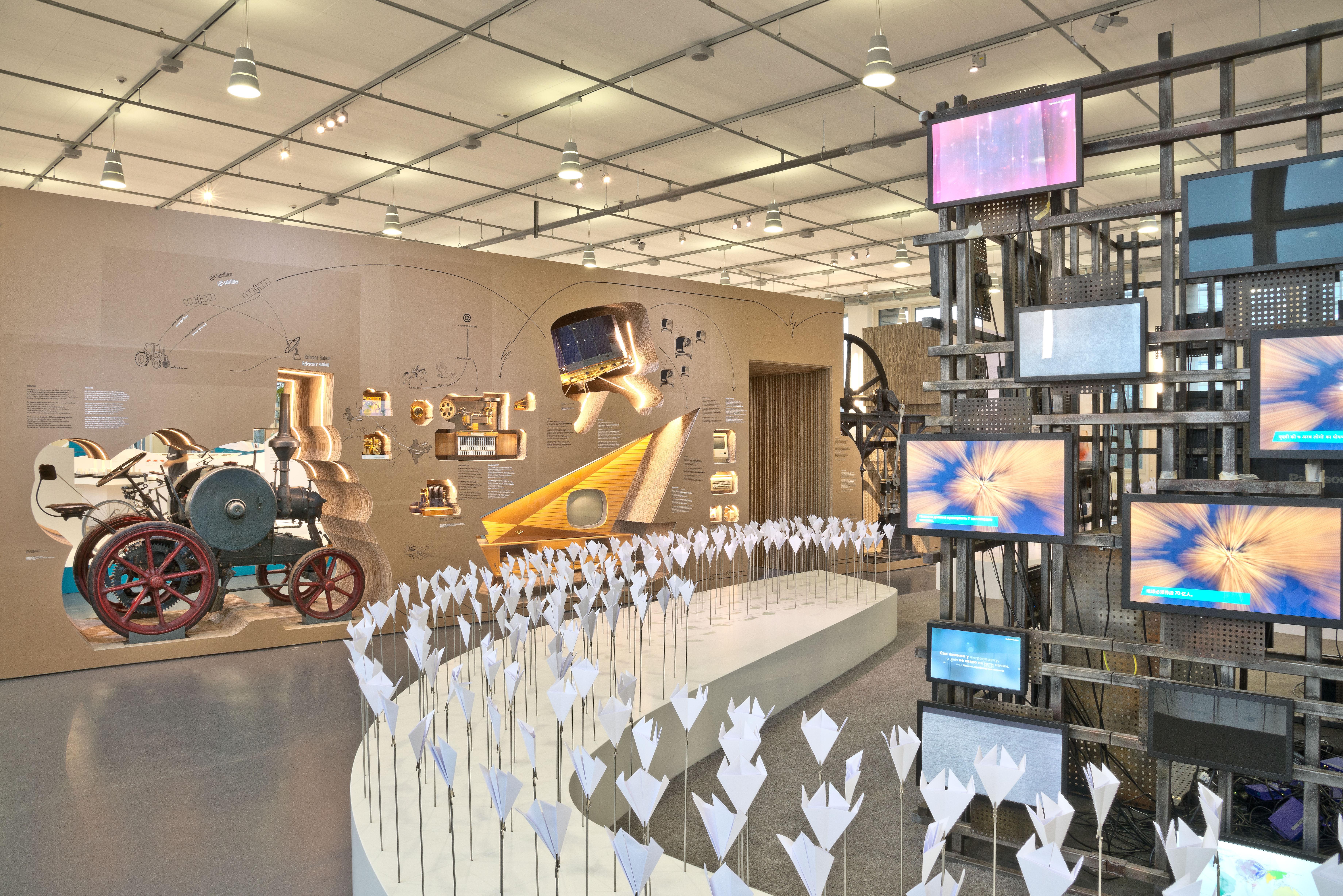 Ausstellung Anthropozän, dt. Museum