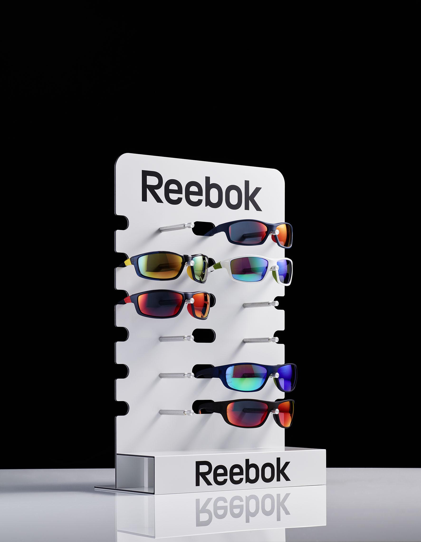 Reebok 12er Display