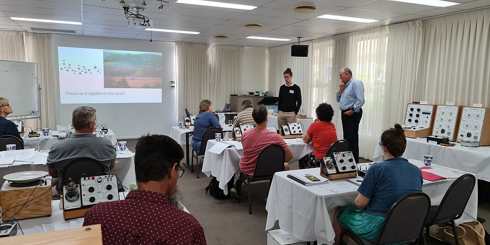 NEW DATES: 27 & 28 November 2021 -Yearly Master Radionics Workshop-Noosaville, QLD