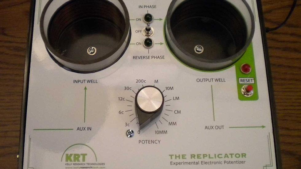 The Replicator - KRT Radionics accessory