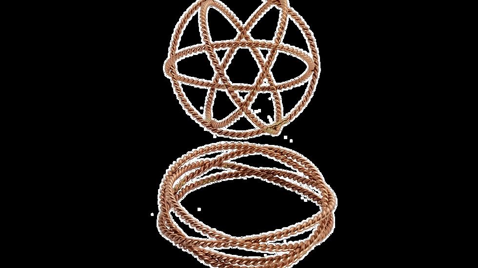 Bracelet Generators - Twisted Sage