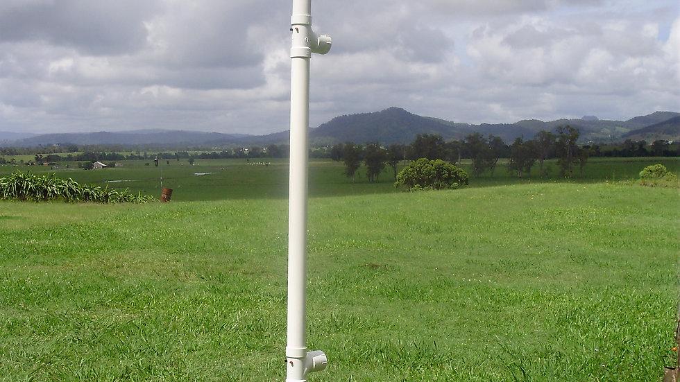 Quantum Field Broadcaster