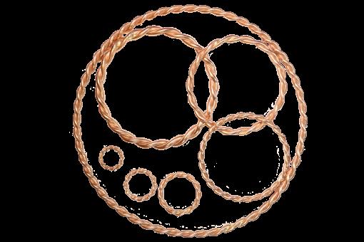 Balance and Harmony Rings