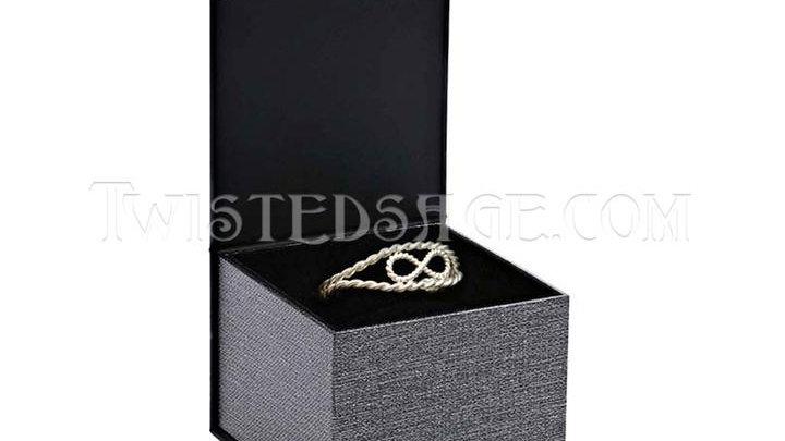 Silver Infinity Bracelet