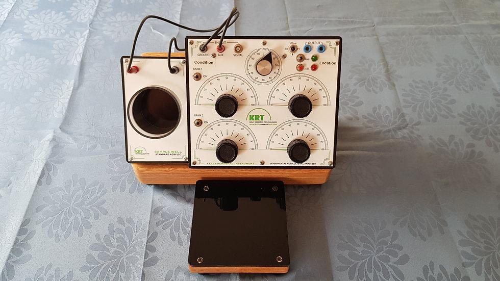 Personal KRT Radionics Analyser
