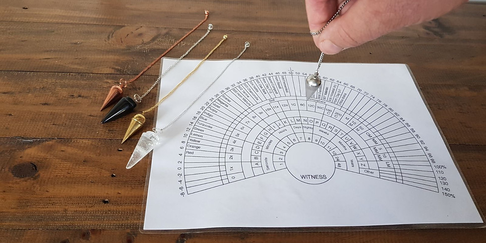 2 Day Dowsing Course - Palmwoods, QLD