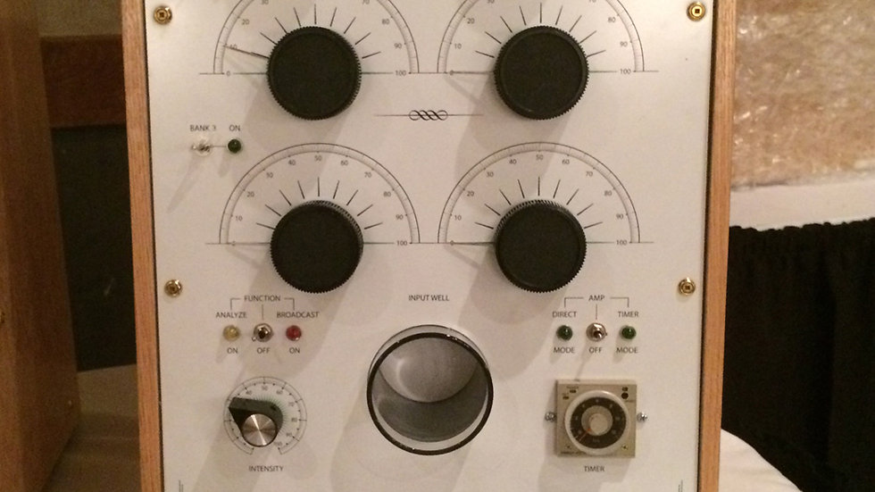 The Beacon - KRT Radionics Analyser