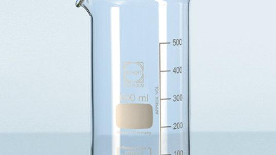 Beaker 250ml for witness well