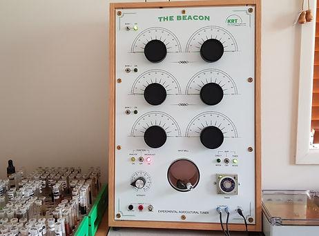 KRT Radionic Instrument