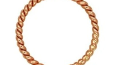 Chalice Ring Copper