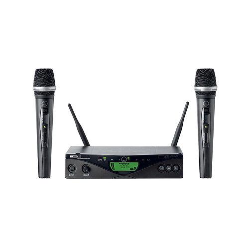 bezdrátové mikrofony AKG