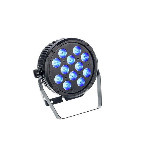 LED par (RGBAWUV) 120W