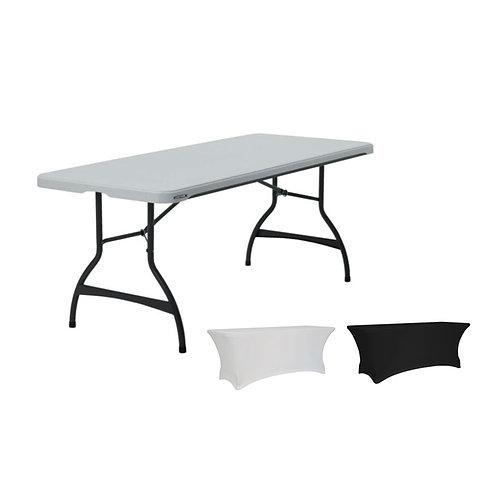 cateringový stůl 183 x 76 cm