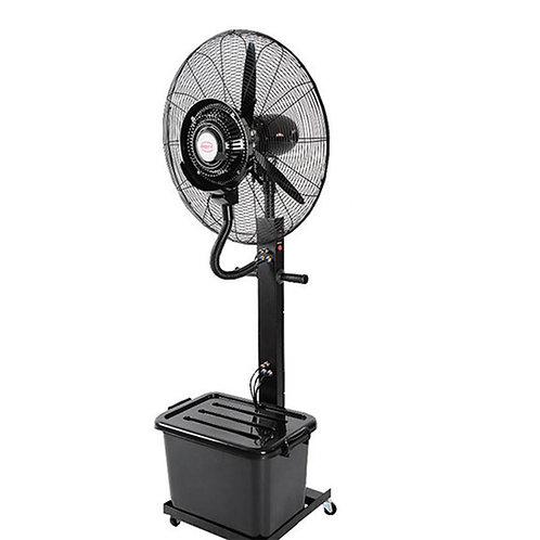 ventilátor s rozprašovačem vody