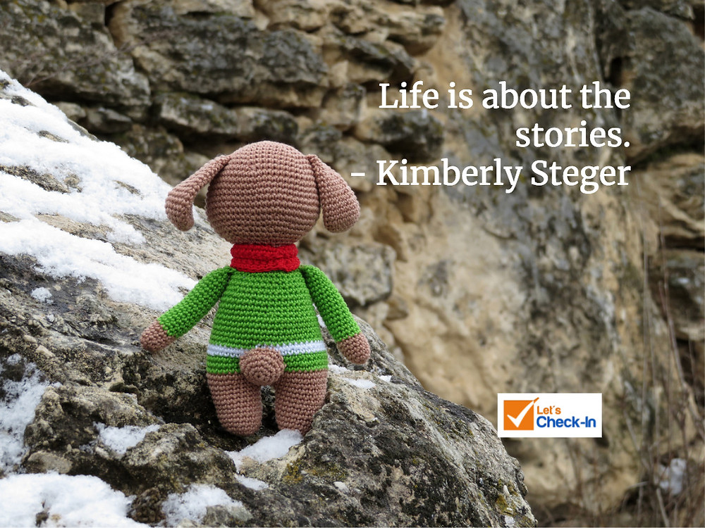 Enjoy Experience - Kimberly Steger