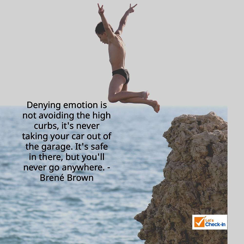Take Risks - Brene Brown