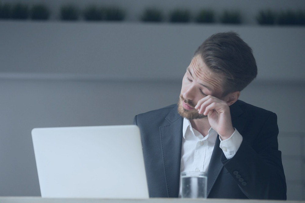 Entrepreneurs experience higher rates of stress than the general public. | Image - iStock