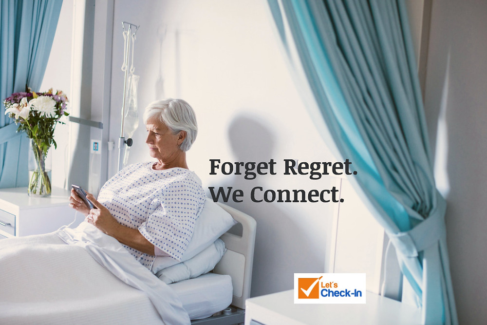 Forget Regret. We Connect.