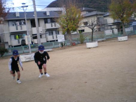 スポーツの秋!