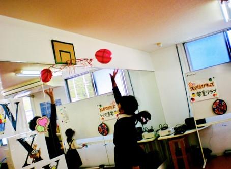 室内バスケットボール