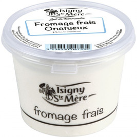 Fromage blanc Isigny.