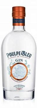Gin Poulpe Bleu