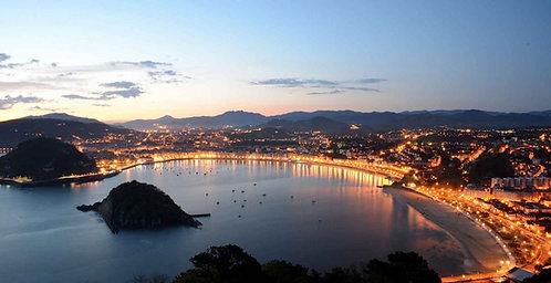 Fin de semana en San Sebastián