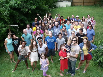 Students, recent grads and mentors from around the country gathered in Grove City for a SCPx family reunion.