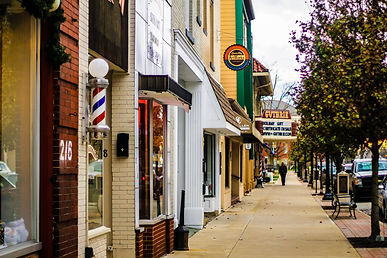 Broad Street Shops Downtown Grove City
