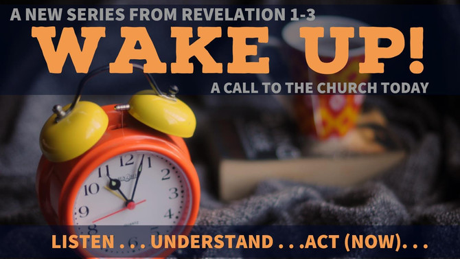 Audio: Wake Up - Thyatira