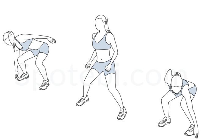 Side shuffle
