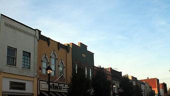 Beautiful Downtown Grove City